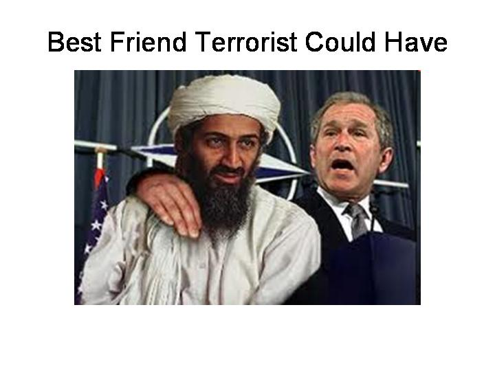 Best Friend Terrorist Could Have